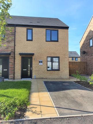 Thumbnail Semi-detached house to rent in Blackberry Road, Doncaster