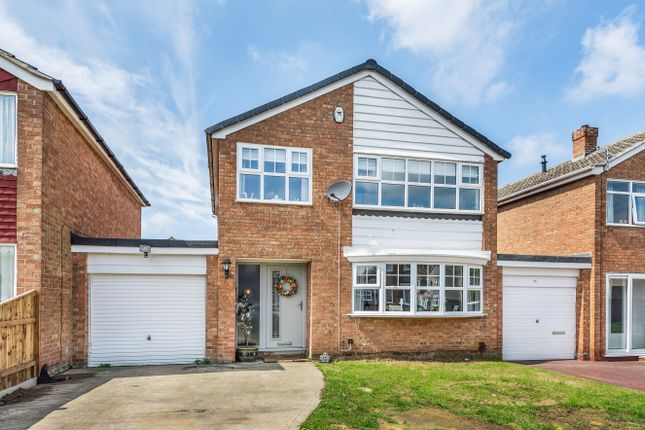 Thumbnail Link-detached house for sale in Attingham Close, Middlesbrough