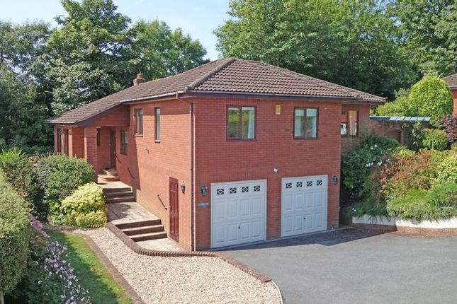 Thumbnail Detached bungalow for sale in Cotlands, Sidmouth