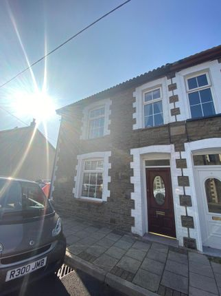 Thumbnail End terrace house for sale in Bank Street, Penygraig