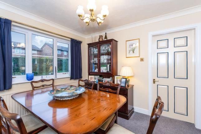 Dining Room of Chessington Close, Appleton, Warrington, Cheshire WA4