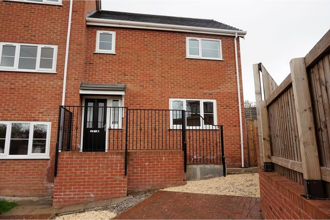 Thumbnail Town house for sale in Malvern Close, Oldham