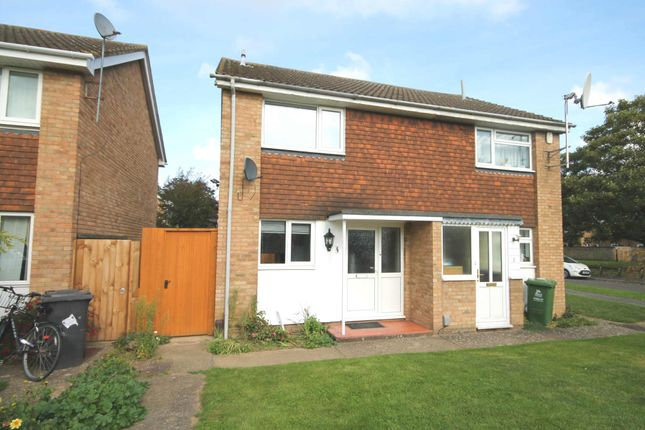Thumbnail Semi-detached house to rent in Ashvale, Cambridge