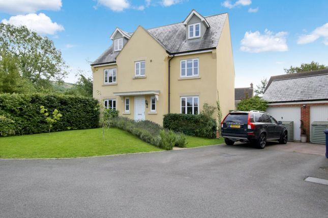 Thumbnail Detached house to rent in Tremblant Close, Prestbury, Cheltenham
