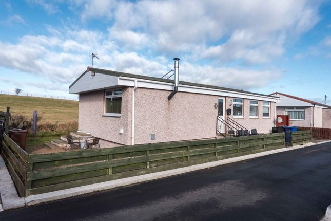 Thumbnail Mobile/park home for sale in Pentland Park, Loanhead