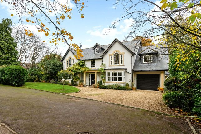 Thumbnail Detached house for sale in Rotherfield Road, Henley-On-Thames, Oxfordshire