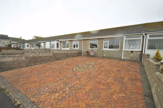 Thumbnail Terraced bungalow for sale in Tobys Close, Portland, Dorset