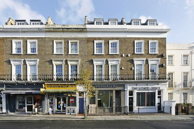 Maisonette to rent in Chepstow Road, London