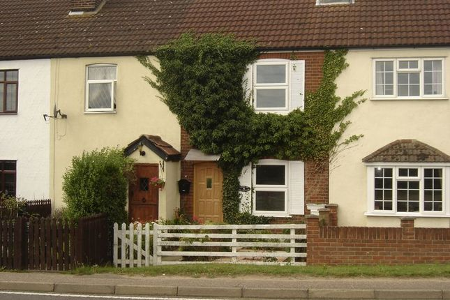 3 bed terraced house to rent in Flag Hill, Great Bentley, Colchester CO7