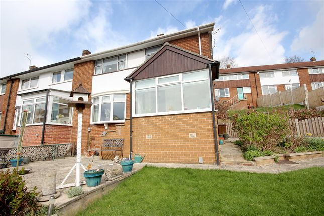 3 bed terraced house for sale in Cawthorne Close, Sheffield S8