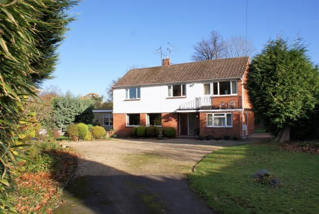 Thumbnail Detached house for sale in South Woking, Surrey