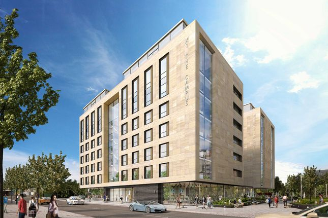 Studio for sale in X1 The Campus, 30 Fredrick Road, Salford, Greater Manchester