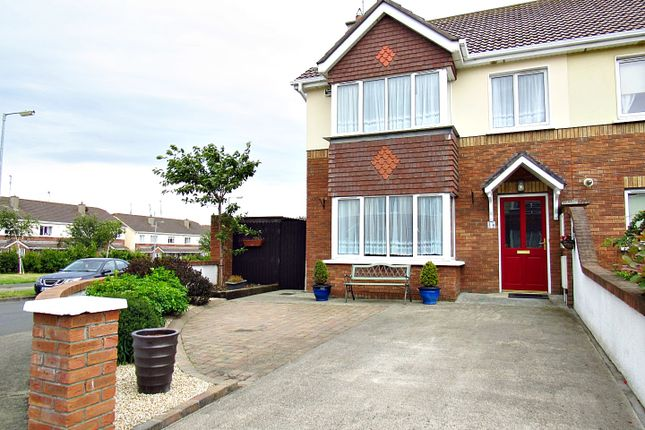 3 bed end terrace house for sale in 38 Hampton Woods, Balbriggan, Dublin