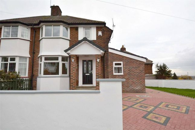 Thumbnail Semi-detached house to rent in Green Hill Drive, Leeds, West Yorkshire