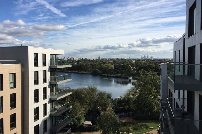 Thumbnail Flat to rent in City View Apartments, Woodberry Down, London N4, Greater London,