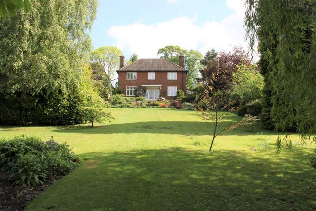 Thumbnail Detached house for sale in The Pastures, Duffield, Belper, Derbyshire