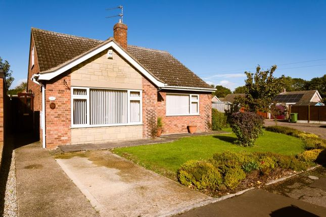 Thumbnail Bungalow for sale in Aubretia Avenue, Peterborough
