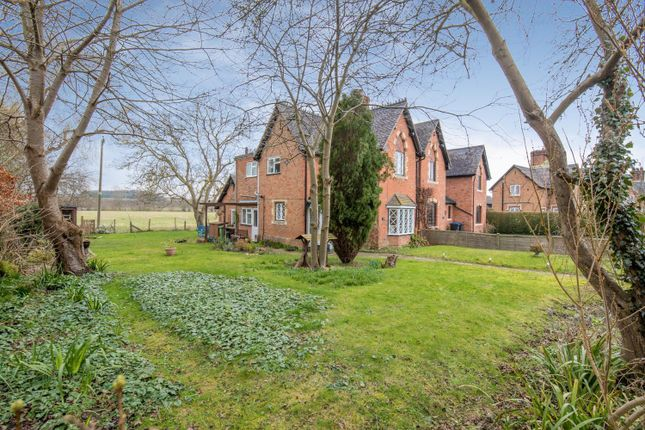 Thumbnail Semi-detached house for sale in The Old Square, Shottery, Stratford-Upon-Avon