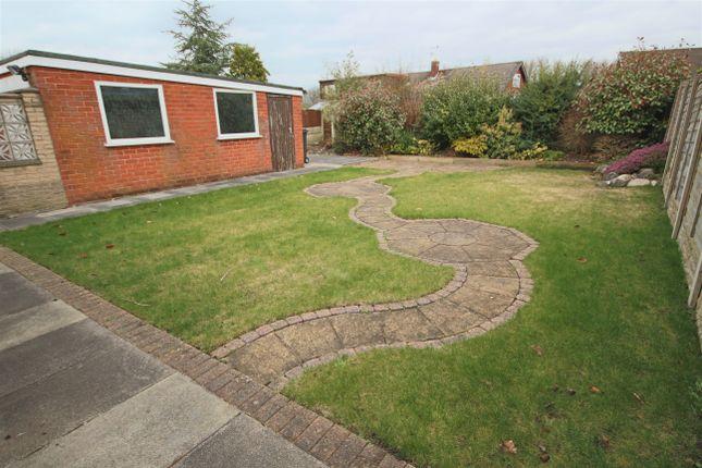 Rear Garden of The Greenacres, Hutton, Preston PR4