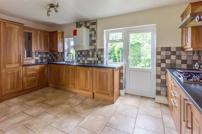 Thumbnail Property to rent in Onslow Crescent, Solihull