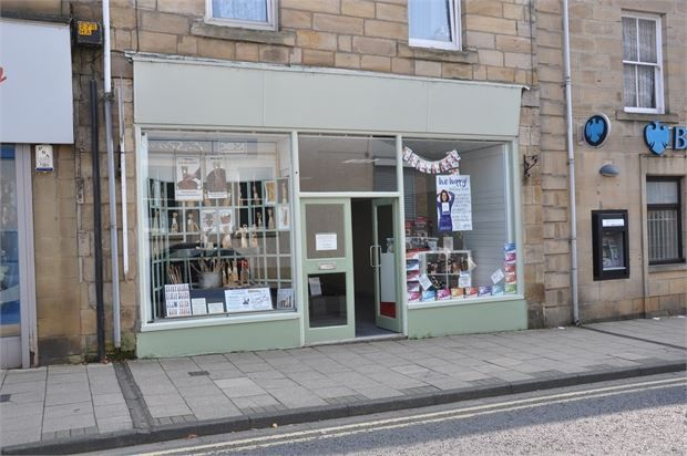 Thumbnail Commercial property for sale in Westgate, Haltwhistle