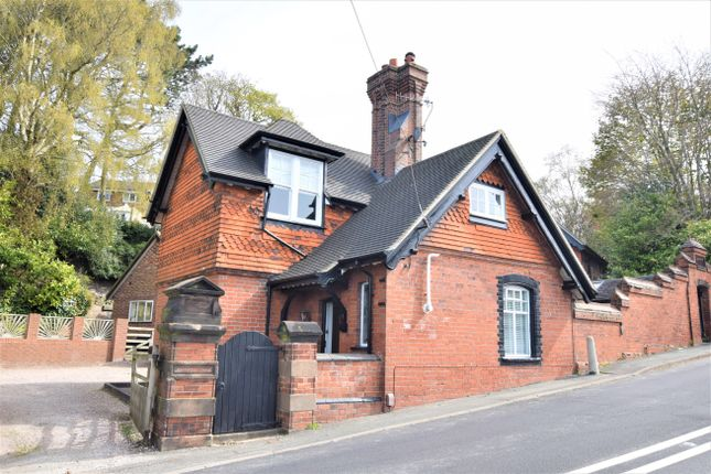 Thumbnail Detached house for sale in The Lodge, Gravelly Bank, Lightwood