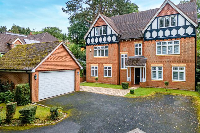 Thumbnail Detached house for sale in Mearse Lane, Barnt Green, Birmingham