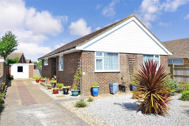 Thumbnail Detached bungalow for sale in Blenheim Road, Littlestone, Kent