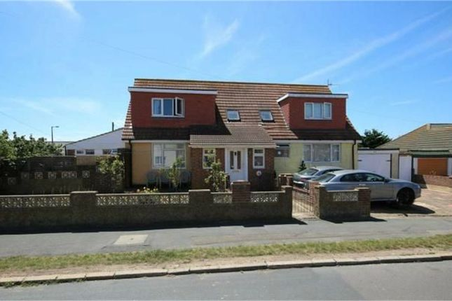 Thumbnail Detached house for sale in Gladys Avenue, Peacehaven, East Sussex