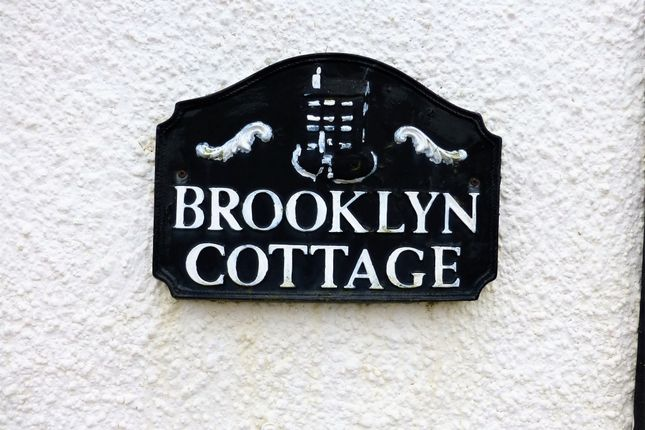 Thumbnail Cottage for sale in Brooklyn Cottage George Street, Dunoon