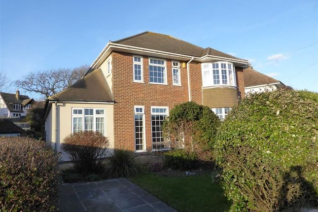 Thumbnail Detached house for sale in Collinswood Drive, St Leonards-On-Sea, East Sussex
