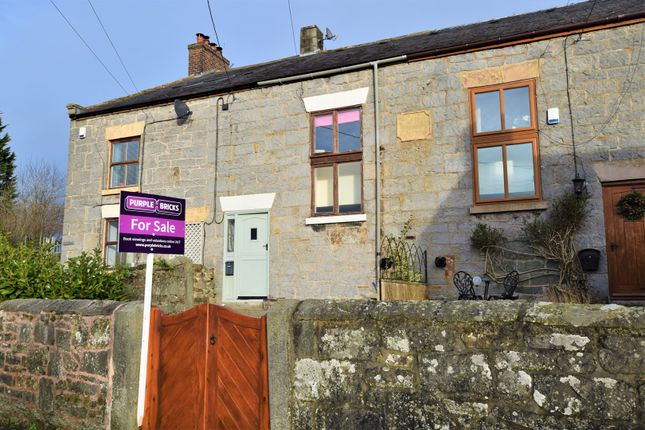 Thumbnail Terraced house for sale in Llanfynydd, Wrexham
