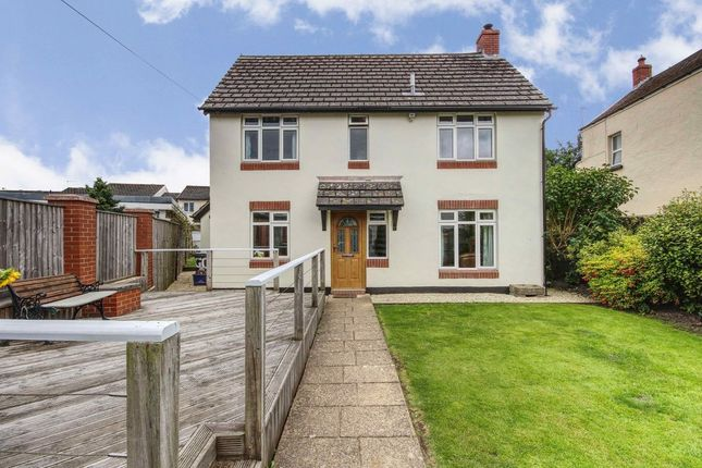 3 bed detached house for sale in Prospect Place, Barnstaple EX32
