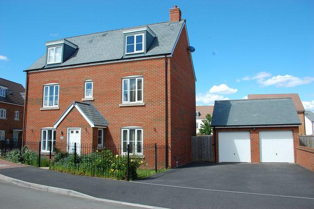 Thumbnail Detached house for sale in Eagle Park, Southview Park, Trowbridge