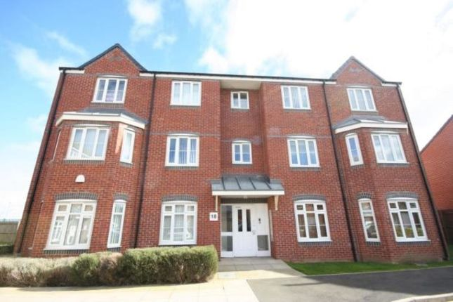 Thumbnail Flat to rent in Hoskins Lane, Middlesbrough