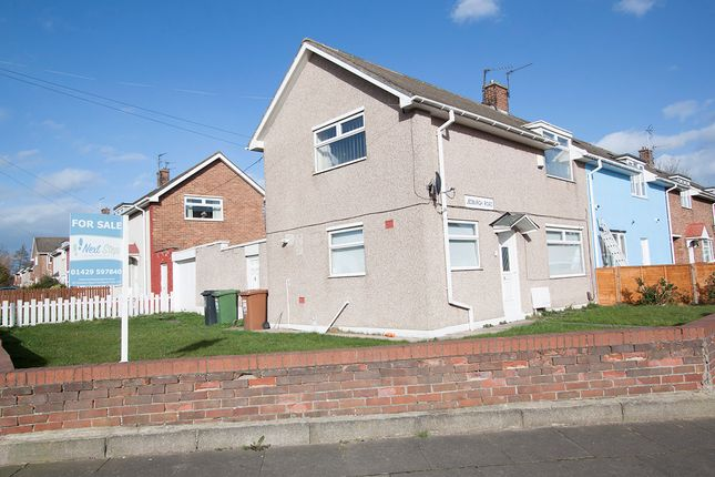 Thumbnail Semi-detached house for sale in Jedburgh, Hartlepool