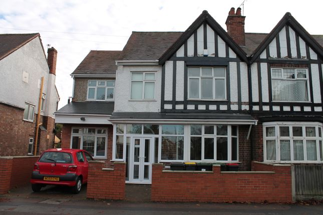 Thumbnail Semi-detached house to rent in Abbey Road, Beeston, Nottingham
