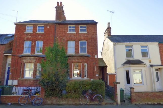 Thumbnail Terraced house to rent in James Street, Oxford