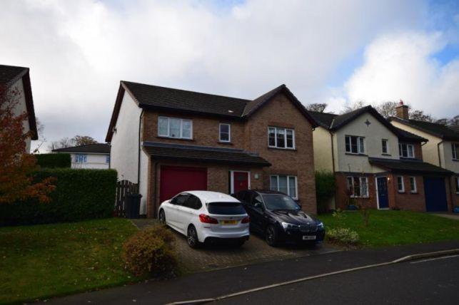 Thumbnail Town house to rent in Farmhill, Douglas