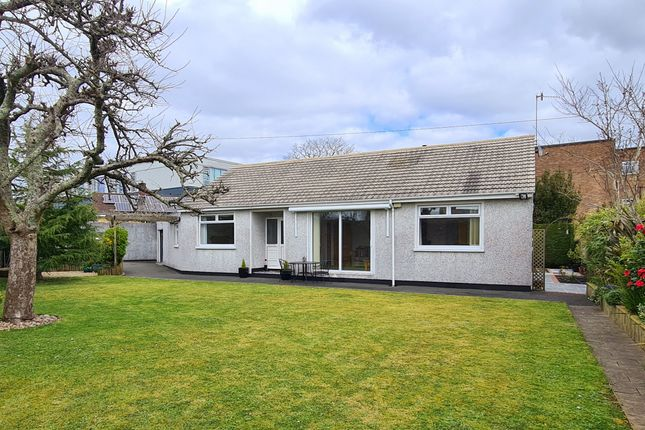 2 bed detached bungalow for sale in Somerset Place, Stoke, Plymouth PL3