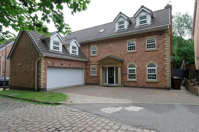 Thumbnail Detached house to rent in Smithy Glen Drive, Billinge