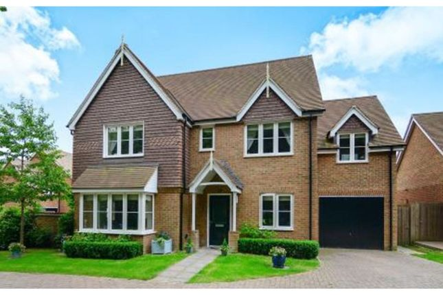 Thumbnail Detached house for sale in Ryeland Road, Burgess Hill