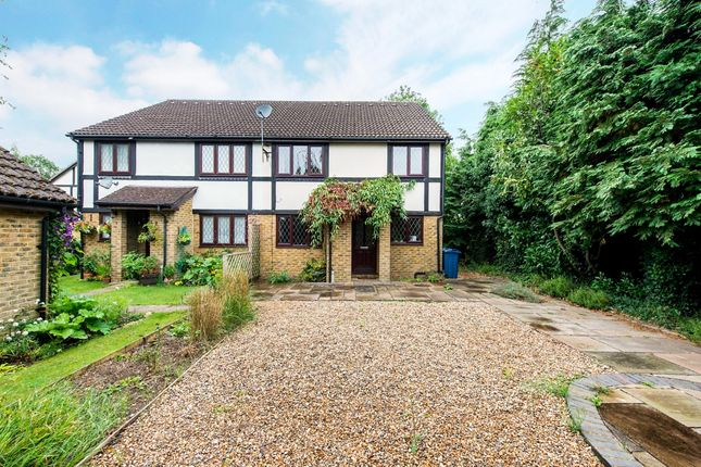Thumbnail Semi-detached house to rent in Hardwicke Gardens, Amersham