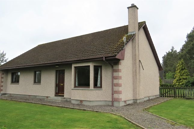 Thumbnail Detached bungalow for sale in Tomatin, Inverness