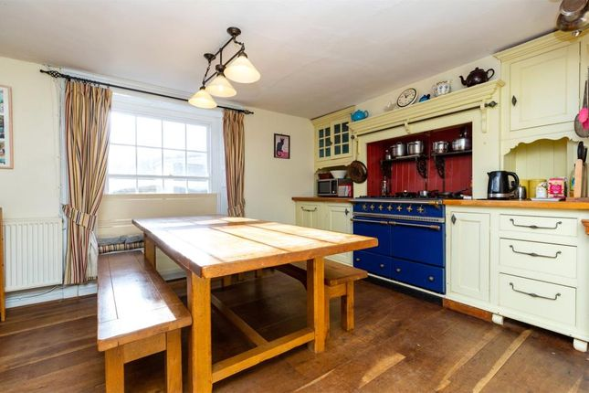 Kitchen of Hillside, Talland Hill, Polperro, Looe PL13