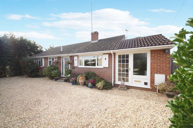 Thumbnail Detached bungalow for sale in London Road, Hook