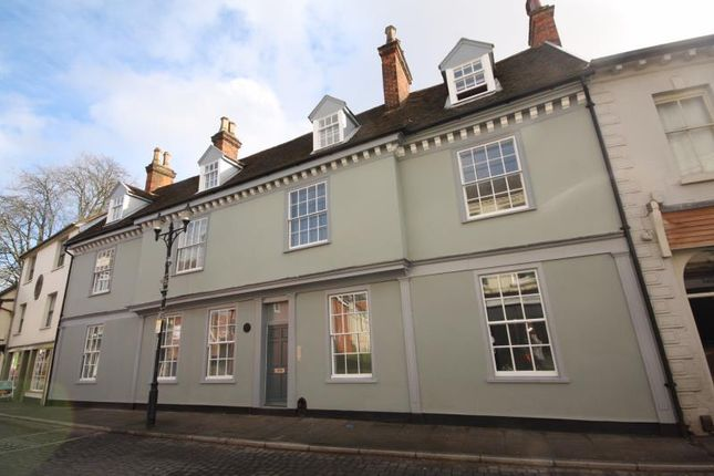 Thumbnail Flat to rent in Alexander House, Fore Street, Ipswich, Suffolk