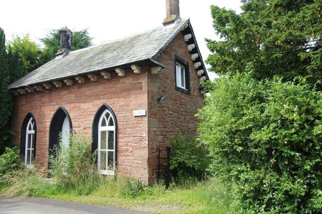 Thumbnail Detached house for sale in West Avenue, Wigton, Cumbria