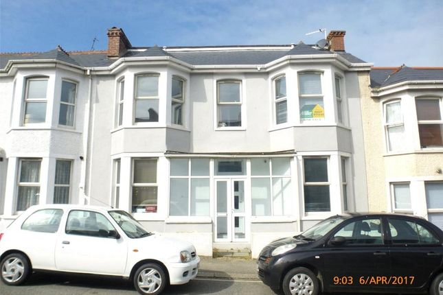 Thumbnail Flat to rent in Higher Tower Road, Newquay, Cornwall