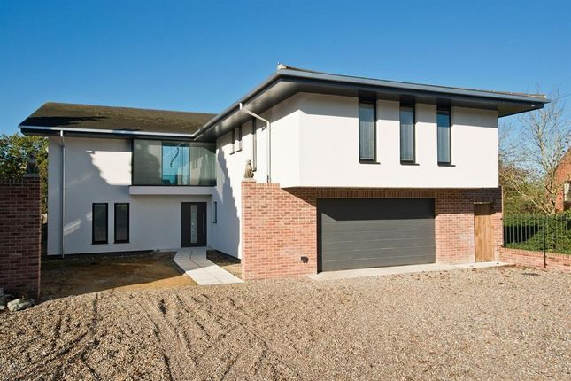 Thumbnail Detached house to rent in Wroxham, Norwich